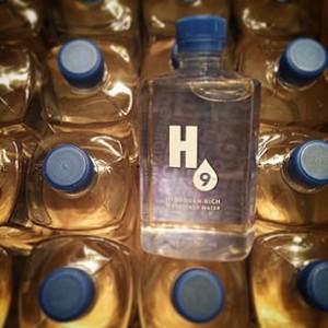 H9 water bottles