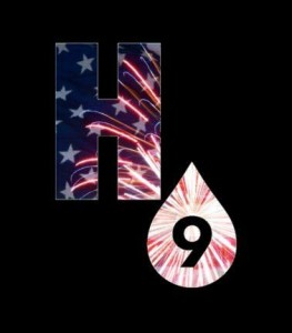 July 4th H9 water