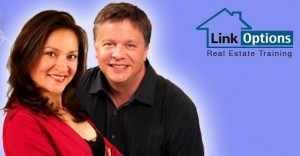 Link Options Real Estate Investing Training by Keith and Shannon French
