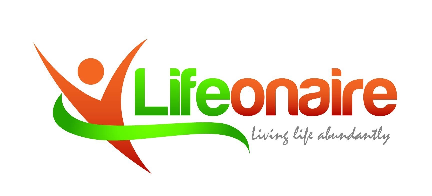Lifeonaire Logo Living Life Abundantly