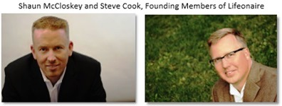 Steve and Shaun