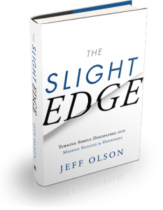 Jeff Olson, The Slight Edge 2